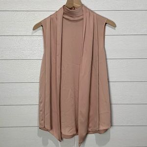 NWT Vince Camuto Blush Top XS